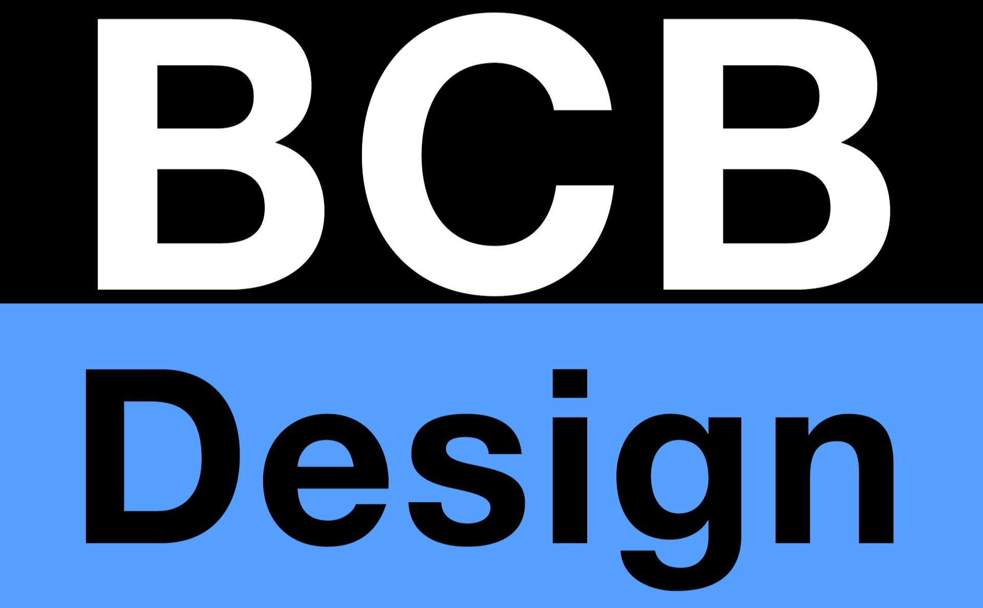 The Logo of BCB Design (Brad C. Bleich)